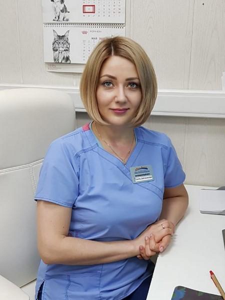 Кудинова Елена Анатольевна